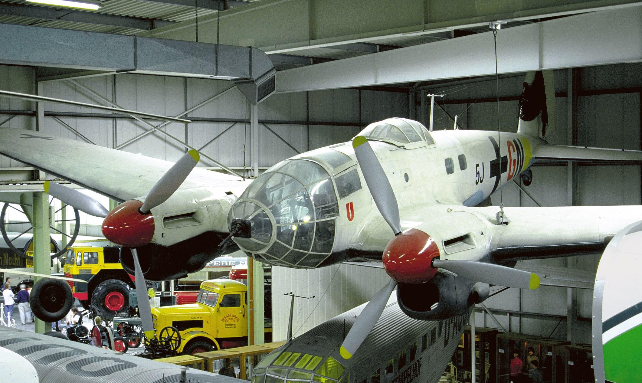 Heinkel He-111 | Technik Museum Sinsheim