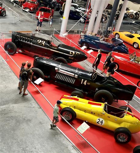 Packard-Bentley Mavis | Technik Museum Sinsheim | Germany