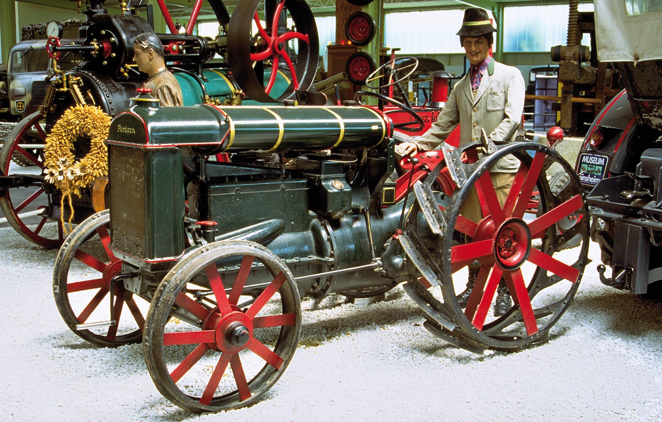 Fordson Tractor | Technik Museum Sinsheim | Germany