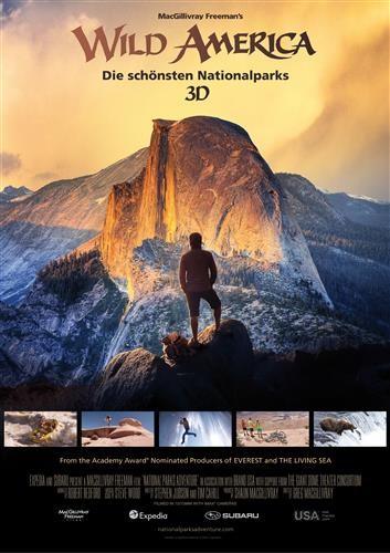 Wild America - Die schönsten Nationalparks 3D