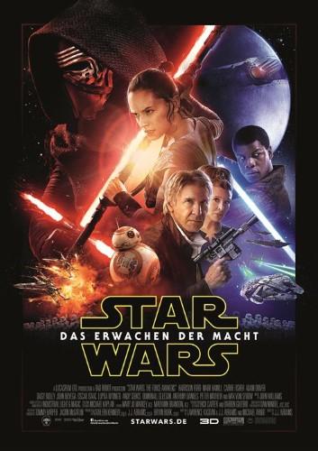 Star Wars:<br>Das Erwachen der Macht