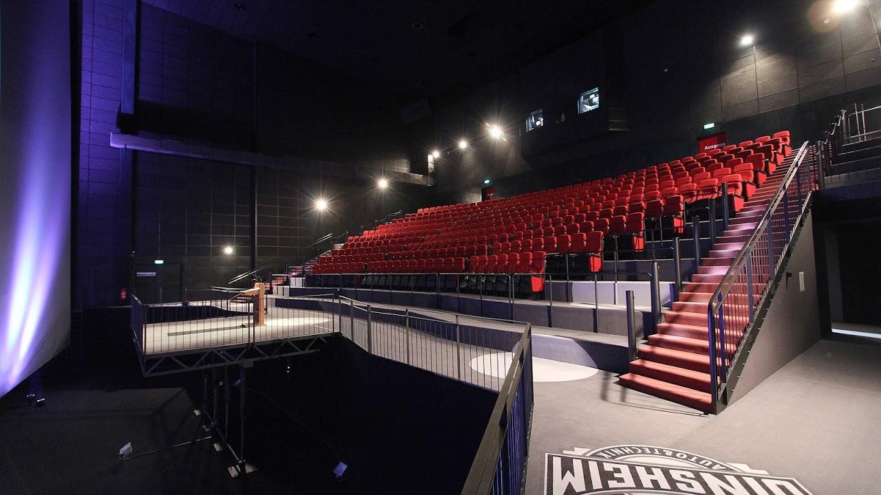 IMAX 3D Laser 4k Kino Sinsheim